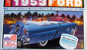 Ford Convertible 1953 - AMT