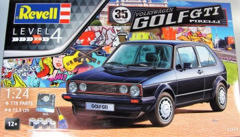 VW Golf 1 GTi 35 Years - Revell