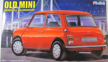Old Mini Cooper - Fujimi