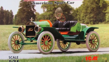 Ford T 1913 Speedster American Sportcar - ICM