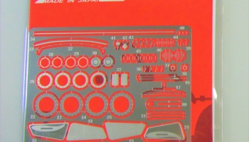 Toyota 88C Upgrade Parts for Hasegawa - Studio 27