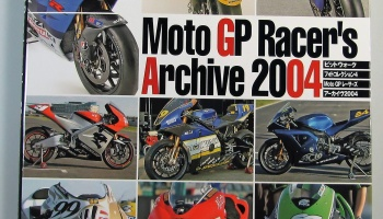 Moto GP Racers Archive 2004 - Model Graphic