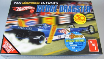 Tom Mongoose McEwens Wedge Dragster - AMT