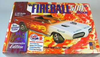 Chrysler Fireball 500 SSXR George Barris - AMT