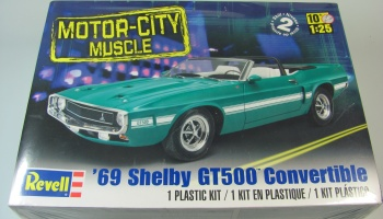 Shelby GT500 Convertible - Revell