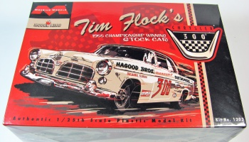 Tim Flock Chrysler 300 Winning Stock Car - Moebius Models