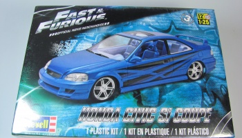 Honda Civic Si Coupe Fast Furious - Revell