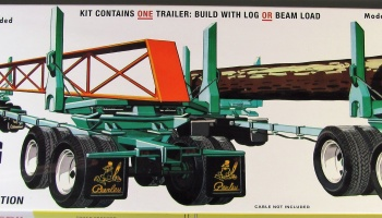 Logging Trailer Roadrunner - AMT
