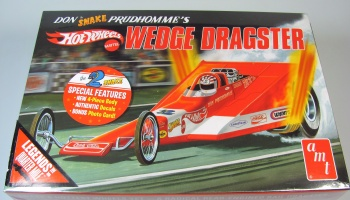 Wedge Dragster Don Snake - AMT