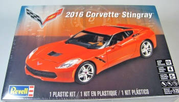 Corvette Stingray 2016 - Revell