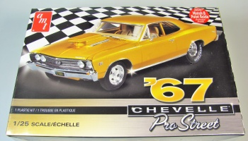 Chevy Chevelle - AMT