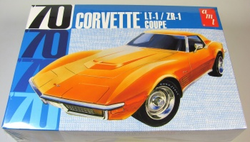 Chevy Corvette LT1/ZR Coupe - AMT