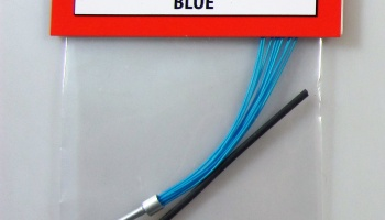 Prewired Distributor W/Boot Blue - Gofer Racing