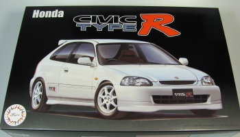Honda Civic Type R EK9 - Fujimi