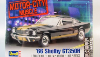 Ford Shelby GT350H - Revell