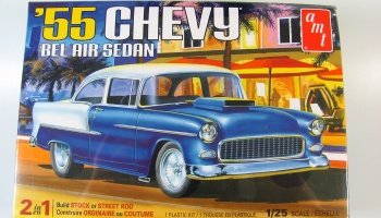 Chevy Bel Air Sedan Car - AMT