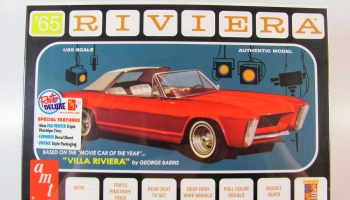 Buick Riviera (George Barris) - AMT