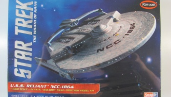 Star Trek USS Reliant NCC1864 - Polar Lights