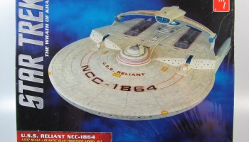 Star Trek USS Reliant NCC1864 - AMT