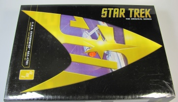 Star Trek USS Enerprice 50th Anniversary Edition - AMT