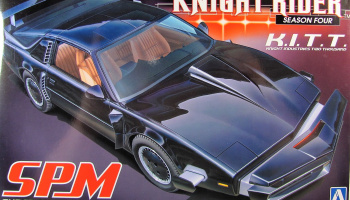 Knight Rider Season IV - Aoshima