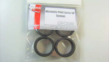 Michelin Pilot Tyres 18inch - MF-Zone