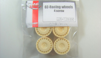 OZ-Racing Wheels 18inch - MF-Zone