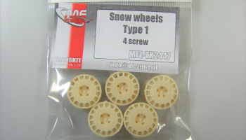 Snow Wheels Type 1 - MF-Zone