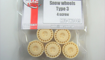 Snow Wheels Type 3 - MF-Zone