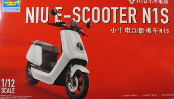 NIU E-Scooter N1S pre-painted - Trumpeter