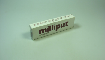 Milliput Terracotta Epoxy Putty - Milliput