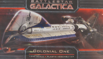 Battlestar Galactica Colonial One - Moebius Models