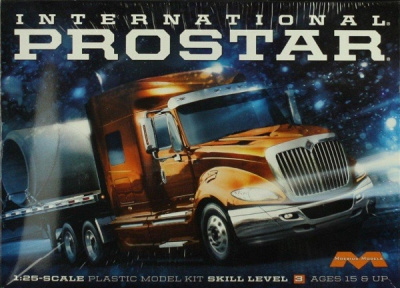 International Prostar - Moebius Models