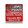Italian Red Paint - Similar to TS8 - Zero Paints