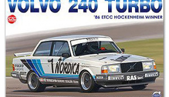 Volvo 240 Turbo 1986 ETCC Hockenheim Winner - NuNu Models