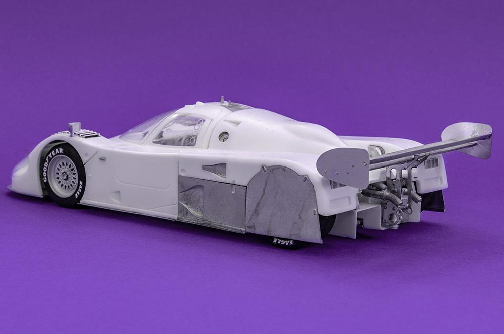 Jaguar XJR-12 Fulldetail Kit - Model Factory Hiro   Car ...