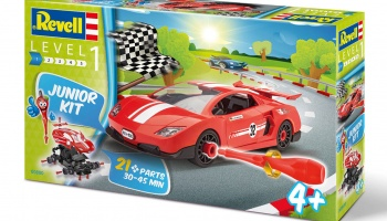 Junior Kit auto 00800 - Racing Car (1:20) - Revell