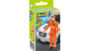 Junior Kit figurka 00755 - Doctor (male) (1:20)