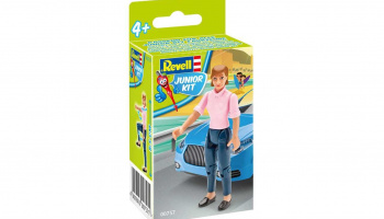 Junior Kit figurka 00757 - Woman (1:20)