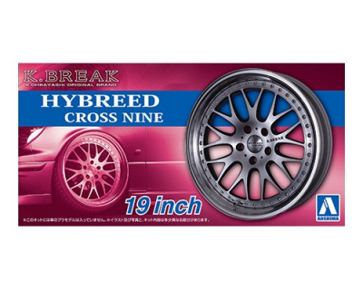 K-BREAK HYBREED CROSS NINE 19inch 1/24 - Aoshima