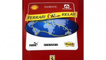 Ferrari 60th Relay Decal - KA-Models