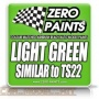 Light Green - Zero Paints