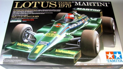 Lotus Type 79 Martini - Tamiya