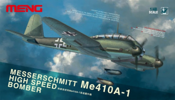 Messerschmitt Me410A-1 High Speed Bomber 1/35 - Meng