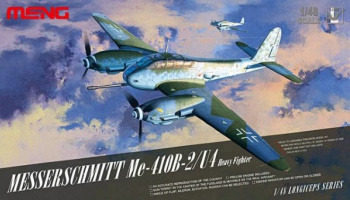 Messerschmitt Me-410B-2/U4 Heavy Fighter 1/35 - Meng