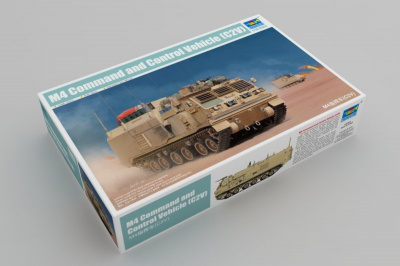 M4 Command and Control Vehicle (C2V) 1/35 - Trumpeter