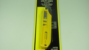 Knife #8 Light Duty Utility Replacement Blade - MAXX