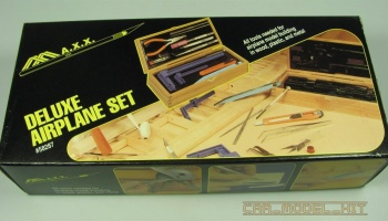 Deluxe Airplane set - MAXX