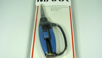 Scissors with comfort grip - MAXX