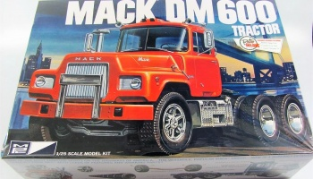 Mack DM600 Tractor - MPC